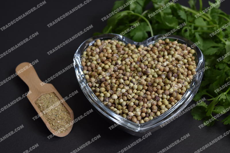 Is bulk coriander seeds sales just for their Dealers?